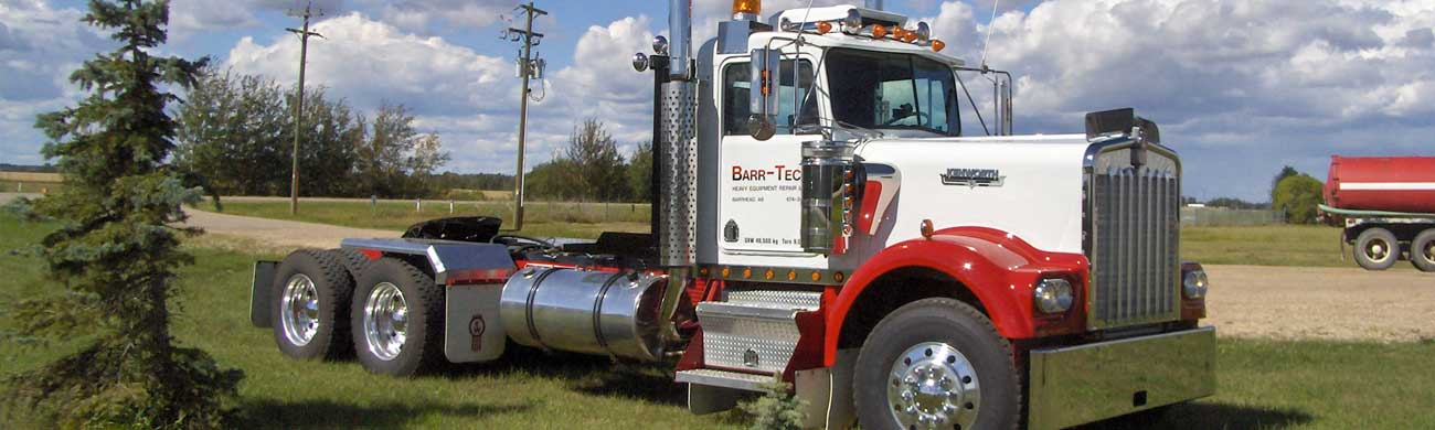Barr-Tech Heavy Equipment Repair Ltd. Online Specials